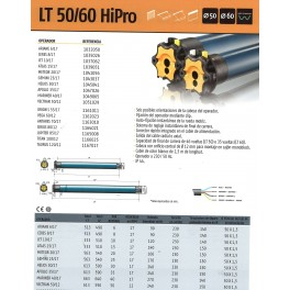 Motor Vectran 50/12 (100 kg)