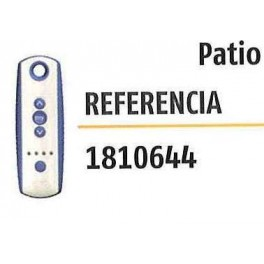 Mando Somfy Telis 4 rts Patio